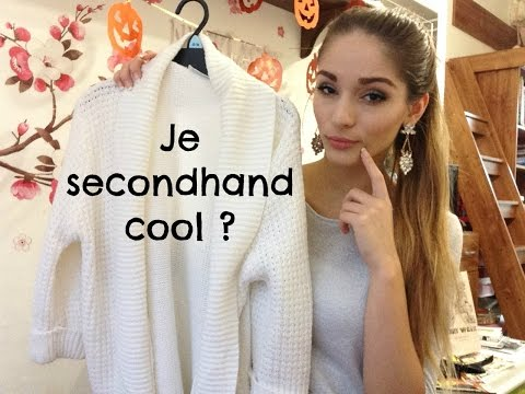Je secondhand cool?