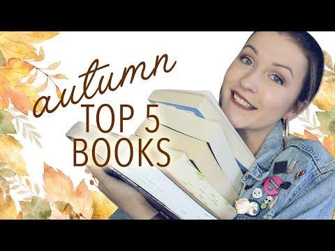 TOP 5 BOOKS I READ THIS AUTUMN