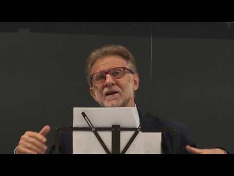 Conferenza del latinista Ivano Dionigi