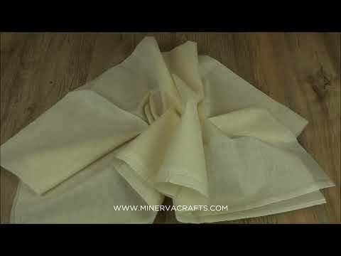 Indian Butter Muslin Fabric