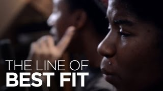"""THEESatisfaction perform """"Deeper"""" for The Line of Best Fit"""