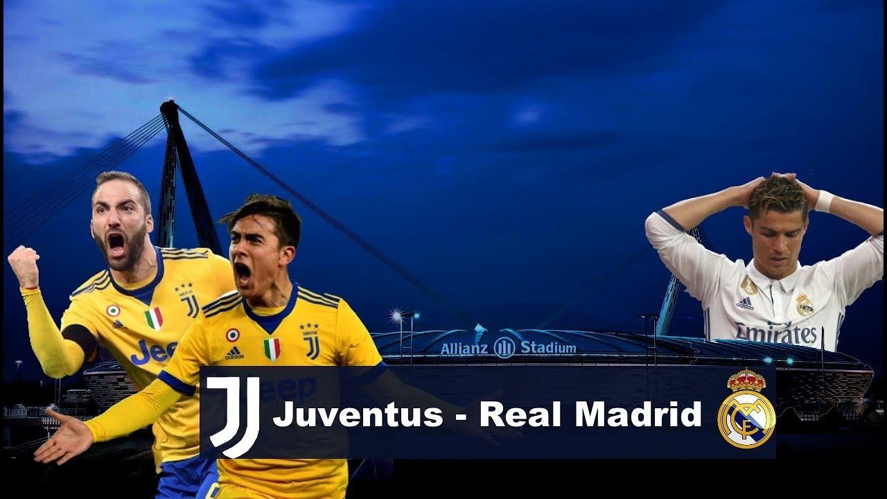 Juventus-Real Madrid ● Promo Motivazionale ● Uefa Champions League