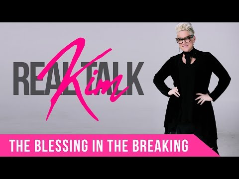 THE BLESSING IN THE BREAKING