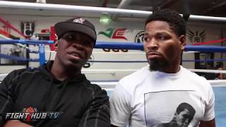 """Kenny Porter """"I wouldn't suggest any Boxer go to MMA they'll get beat really bad"""""""