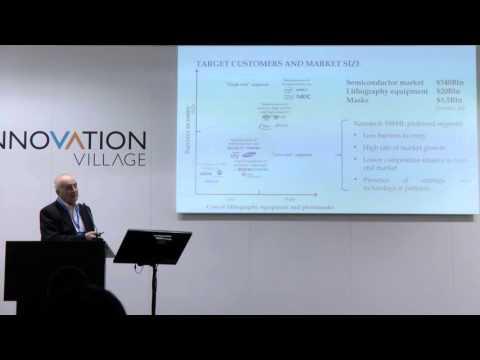 SEMICON Europa 2015 - Innovation Village - Nanotech SWHL GmbH