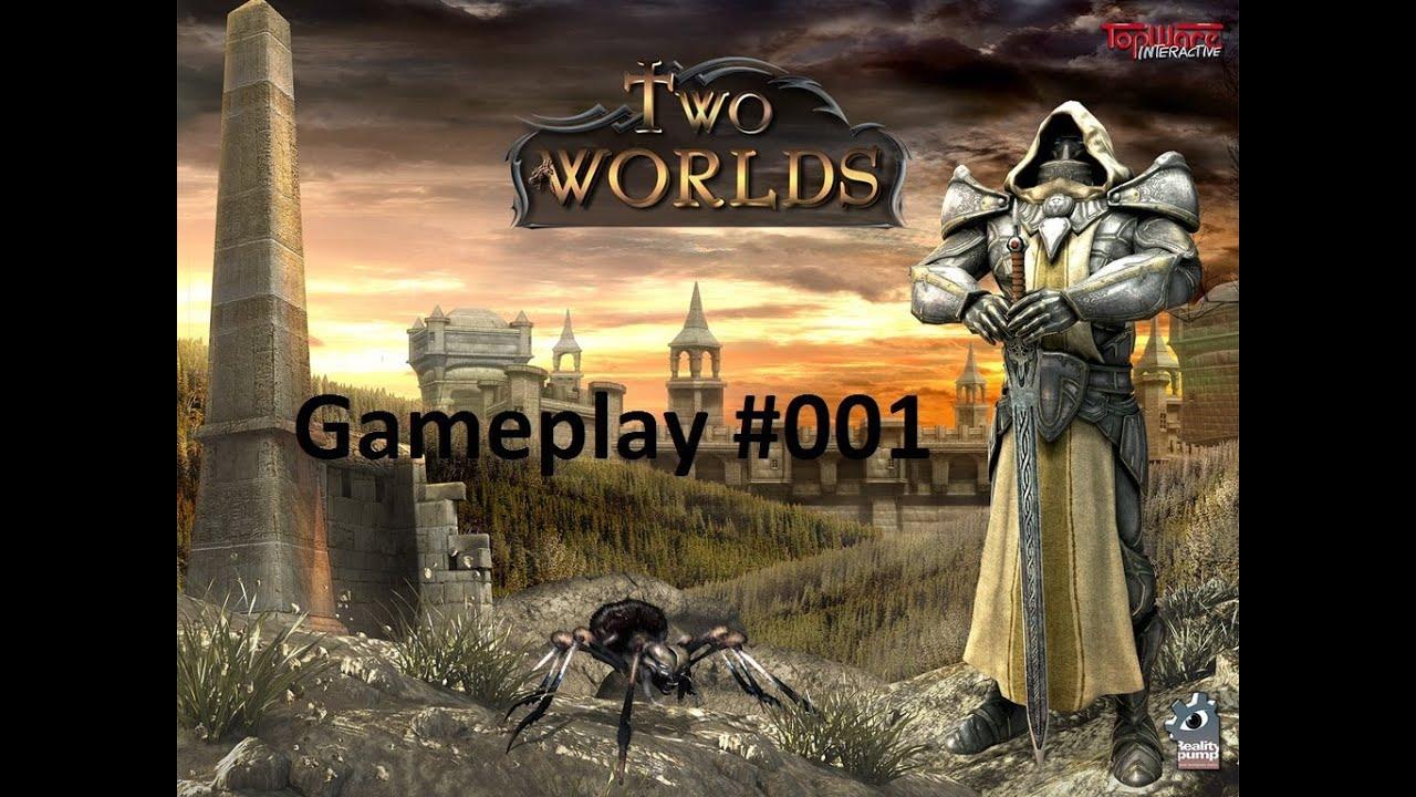 Скачать Игру Two Worlds 1 - фото 4