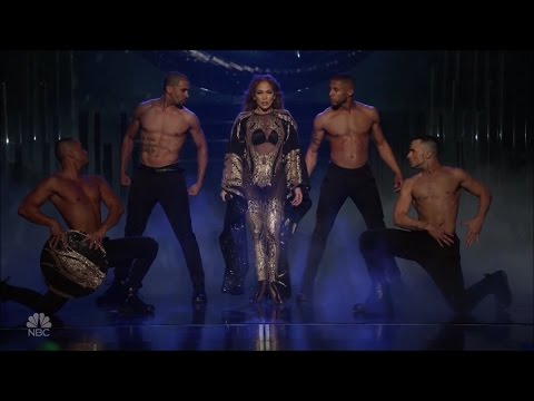 Jennifer Lopez - TENS, Waiting For Tonight & On The Floor (New Year's Eve 2017)