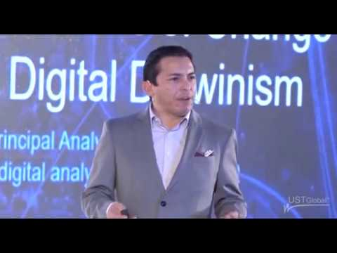 Brian Solis Futurist, Guest Keynote Speaker, D3 2017 talks about ...