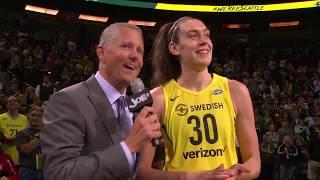 2018 MVP Breanna Stewart Season Highlights