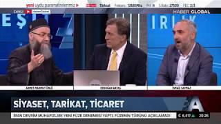 Cübbeli Ahmet Hoca Geçimini Nasıl Sağlıyor? İsmail Saymaz Sordu!
