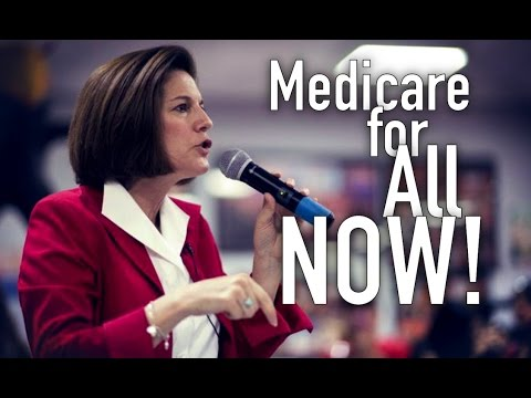 Voters Confront Senator About 'Medicare For All' and REFUSE to Back Down