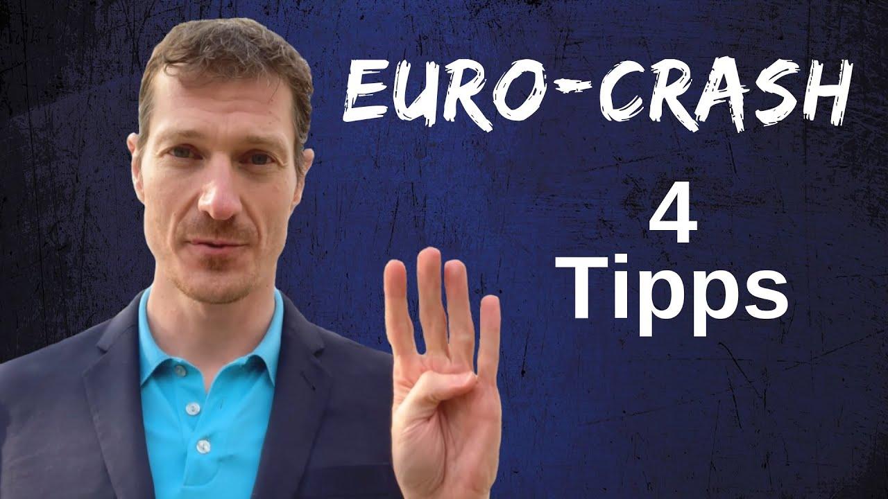 Euro Crash Währungsreform