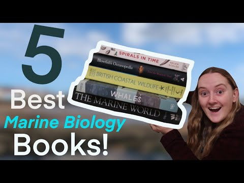 Books to Buy Marine Biologists for Christmas 2019 (Popular Science Book Recommendations)