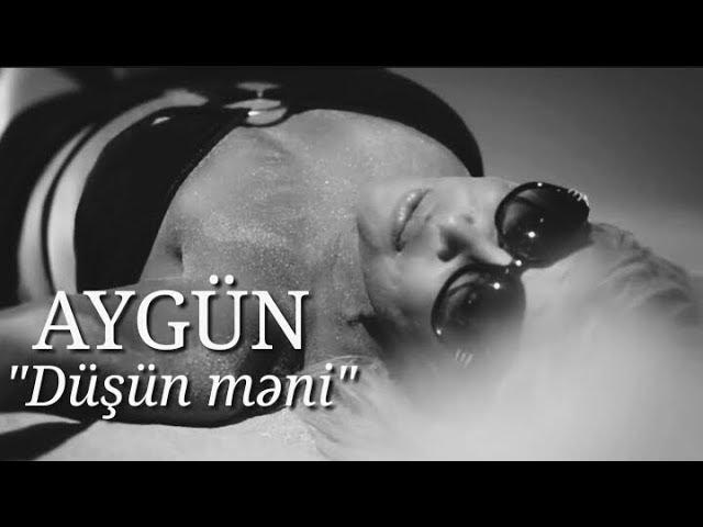 Aygun Kazimova Dusun Məni Official Video Youtube