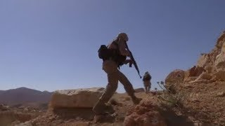 Hezbollah fights militants along Syrian-Lebanese border