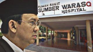 Rumah Sakit Sumber Waras Jakarta Barat ini sudah Terbengkalai sejak Tahun 2015 lalu, setelah ada ged.