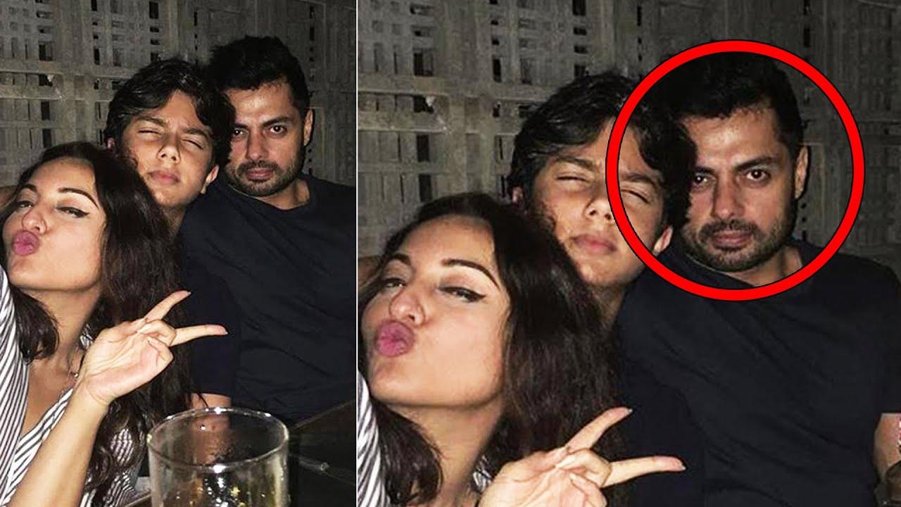Sonakshi Sinha CAUGHT With Her Boyfriend Bunty Sajdeh ...