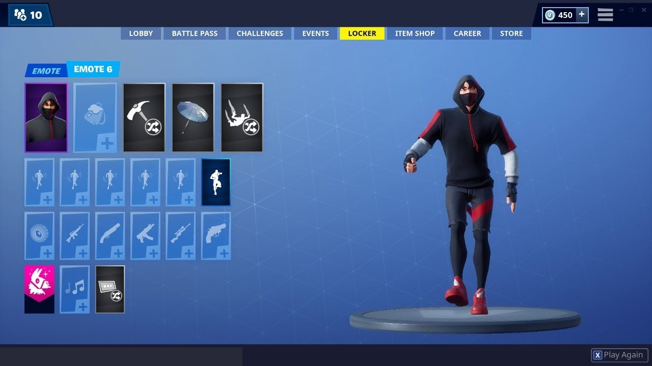 Selling My MEGA STACKED Fortnite Account