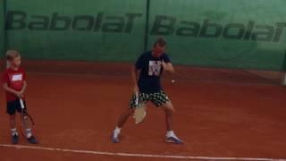 Теннис. Дневник тренировок. 19.