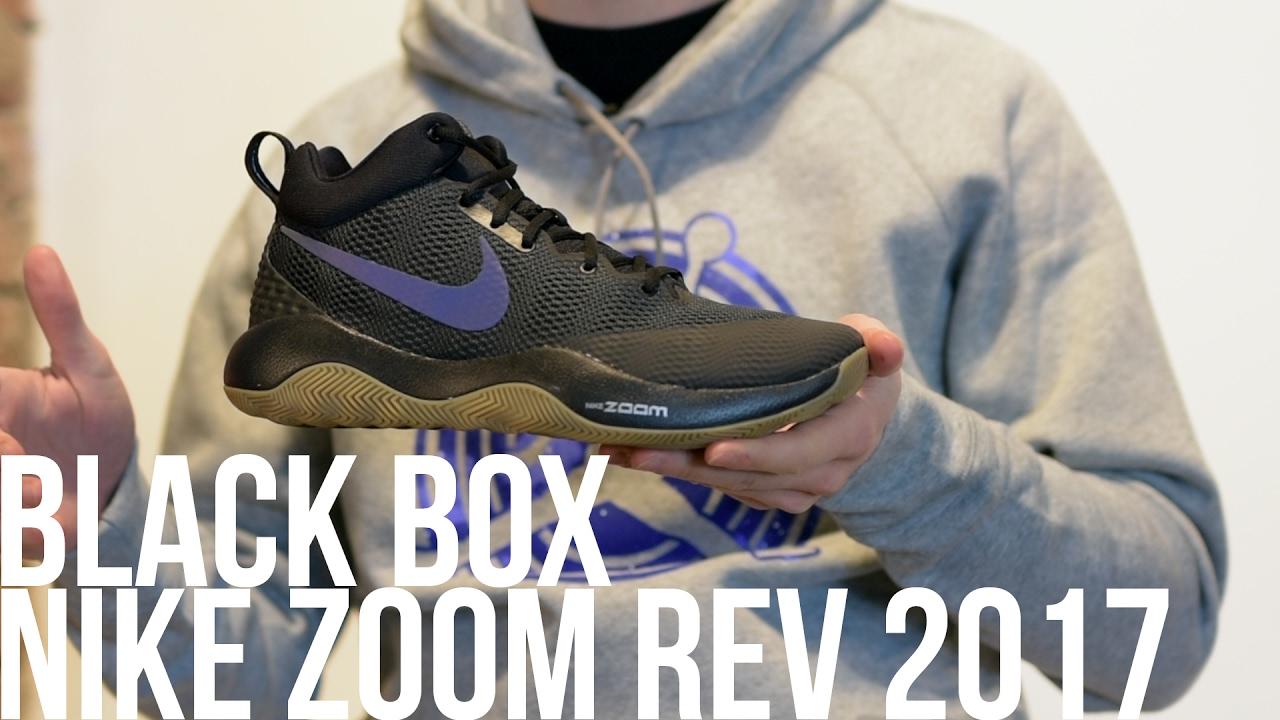 faf44651f05 BLACK BOX  PRESENTAZIONE NIKE ZOOM REV 2017 - YouTube