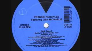Frankie Knuckles - Rain Falls (David