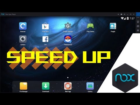 How To Speed Up NOX Emulator