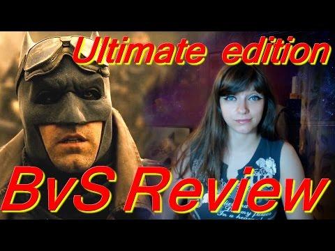 Batman v Superman Ultimate edition Review Spoilers!