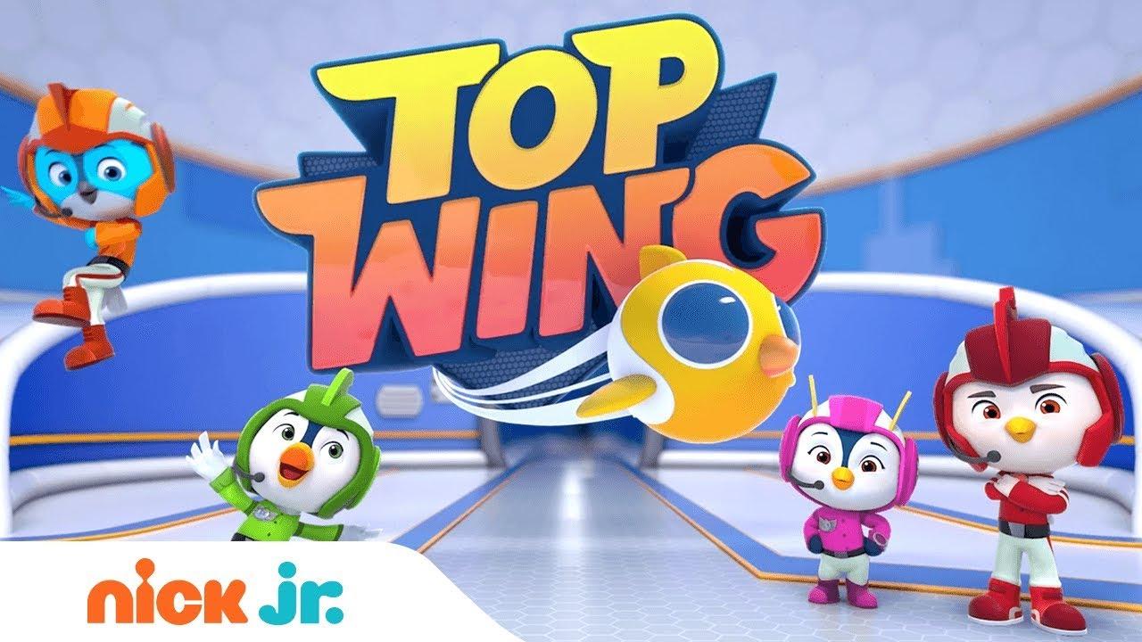 Top Wing 🐤 New Series Premieres Nov. 6th | Nick Jr. - YouTube