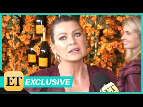 Ellen Pompeo on When Grey's Anatomy Will End Exclusive