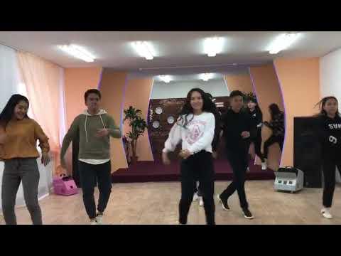 Флешмоб лёгкий танец