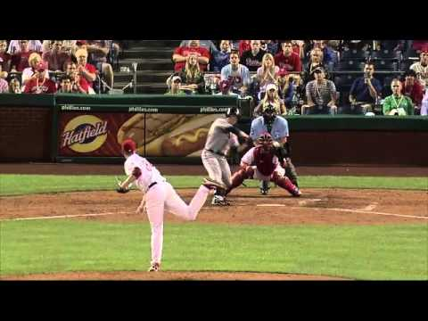 2011/07/08 McLouth's triple