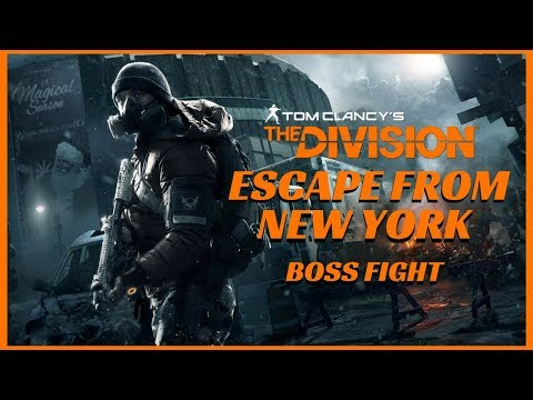 ESCAPE FROM NEW YORK - Boss Fighting across Manhattan