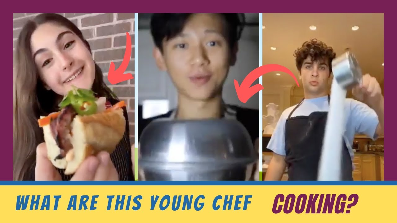 Best young chef 👨🏽🍳 home cooking🍲 compilation of 2020. New Edition