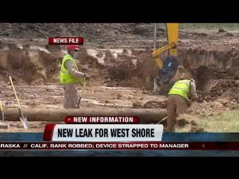 West Shore Pipeline Company Deals With Fuel Spill