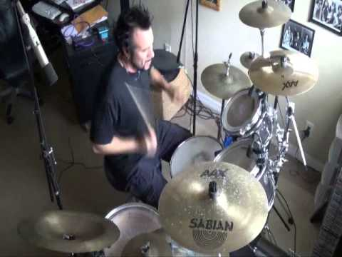 Jeff Thal - (Drums) A Day To Remember  (BUMBLEFOOT)