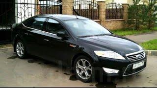 форд Мондео 4(Focus 2) Замена салонного фильтра