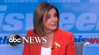 Pelosi insists Trump's removal from office not a lost cause