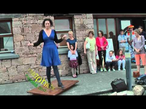 Traid Phicnic, An Spidéal 2012 - Blaiseadh beag - A taster of the festival