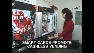 Multi-Max Twin Win vending system promotional video.