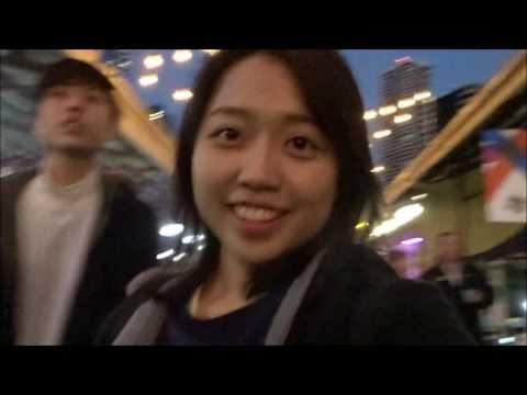 Cheryl In Melbourne #9   Vlog   Queen Victoria Night Market