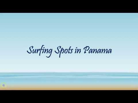 Surfing Spots in Panama