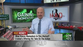 Jim Cramer: Investors must get selective as the market sets new highs