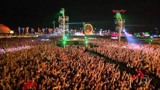 Maroon 5 performing This Love in brazilian festival Rock in Rio (Oc...