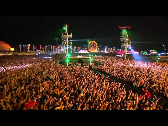 Maroon 5 - This Love Live at Rock in Rio (HD)