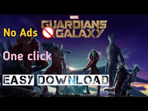 How To Download Guardians Of The Galaxy Vol.1 In Hindi Dubbed! 2019