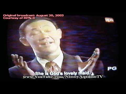 Jose Mari Chan - I Have Fallen In Love (2003 TV Performance!