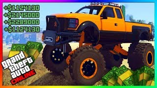 GTA 5 Online: SOLO UNLIMITED MONEY METHOD! - Duplicate Modded Cars Easy 1.46 (PS4/XB1/PC)