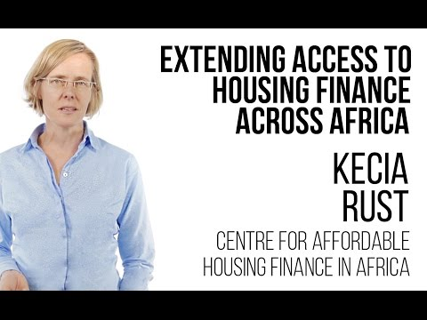 S03E05 Kecia Rust - Extending access to housing finance across Africa