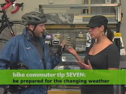 Tips for year round bike commuting