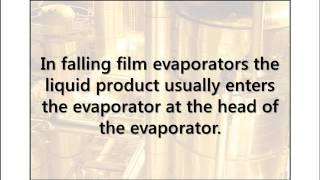 Falling Film Evaporator Design: Tubular Evaporator | Thermal Kinetics